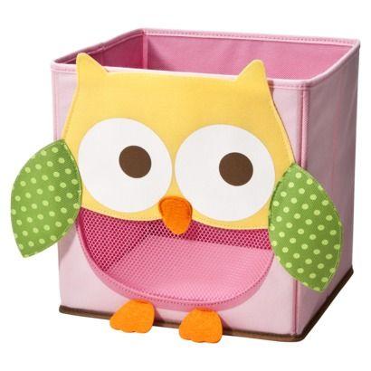 Circo® Storage Bin - Owl