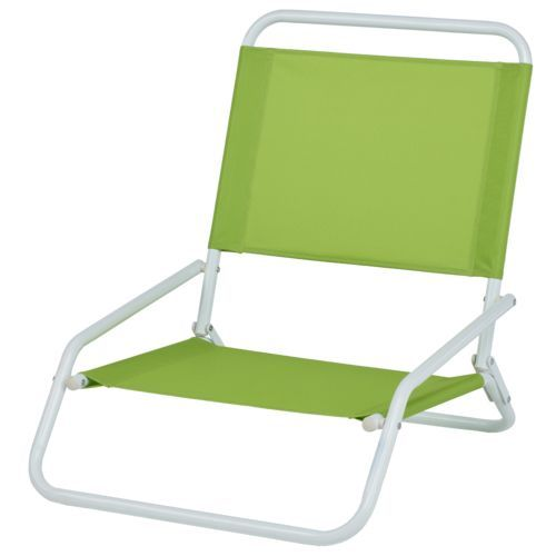 10 O Rageous1 Position Beach Chair Features Powder Coat Steel Tube Framing And A 600 Denier Polyester Seat An Beach Chairs Folding Chair Cheap Folding Chairs