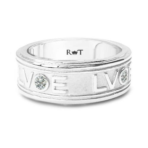 This is very special ring for gay and lesbian couples Love is Love