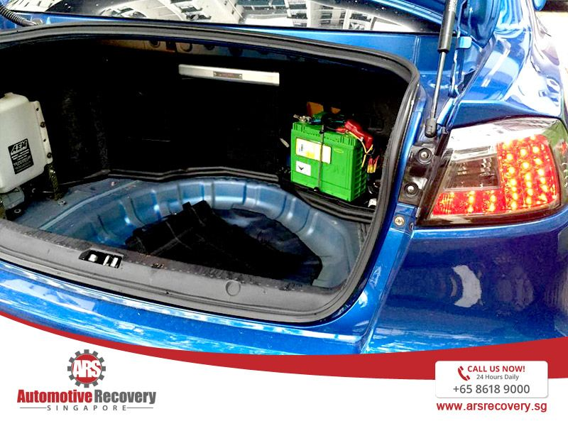 24 Hours Mobile Car Battery Replacement Service Singapore Evo 10