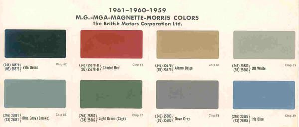 Alamo Beige What Colour Is That Page 2 Mga Forum Mg Experience Forums The Mg Experience Alamo Color Beige