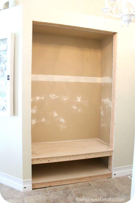 Front Hall Closet Organization Storage