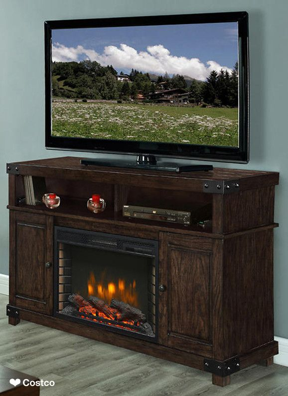 Distinctive styling and functionality make the Sloan media fireplace a …   Fireplace ...