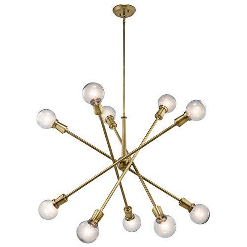 Image result for starburst light pendant