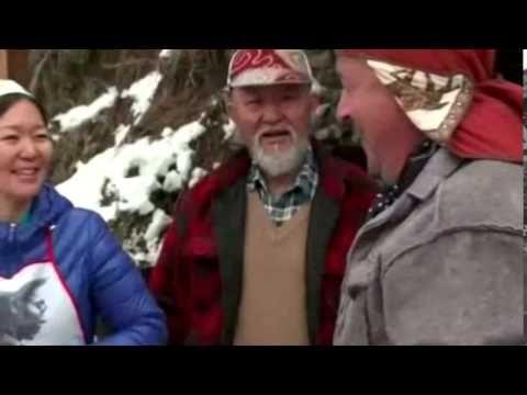 Bizarre Foods Delicious Destinations (Kazakhstan) - YouTube