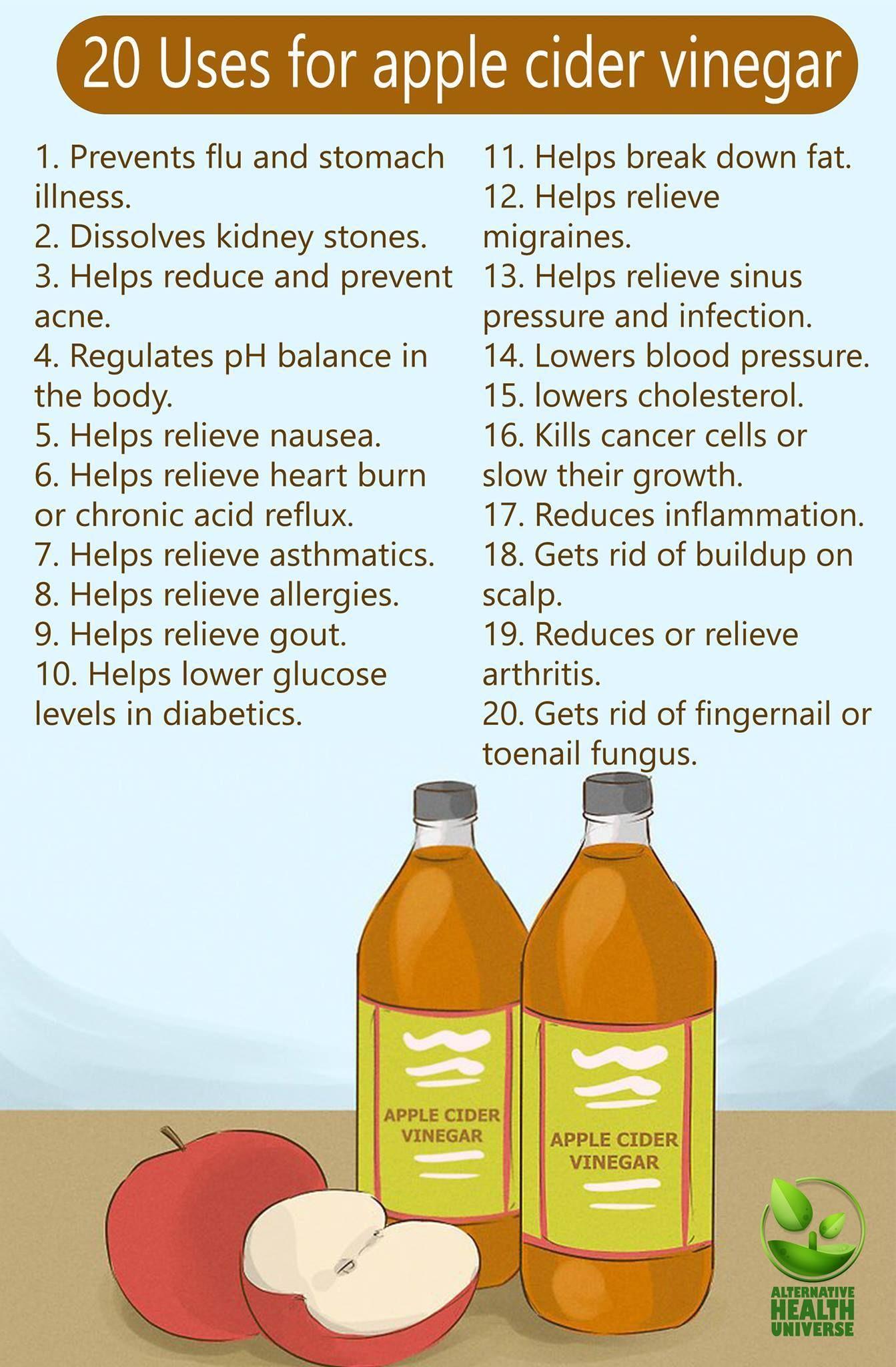 Hard Water, Nasty Hair, And The Wonders Of Apple Cider Vinegar ...