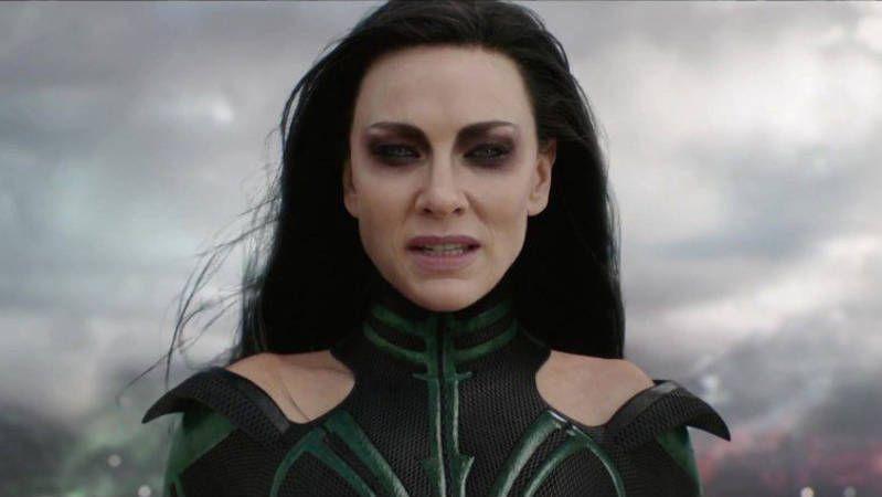Cate Blanchette Hela Thor Ragnarok With Images Marvel