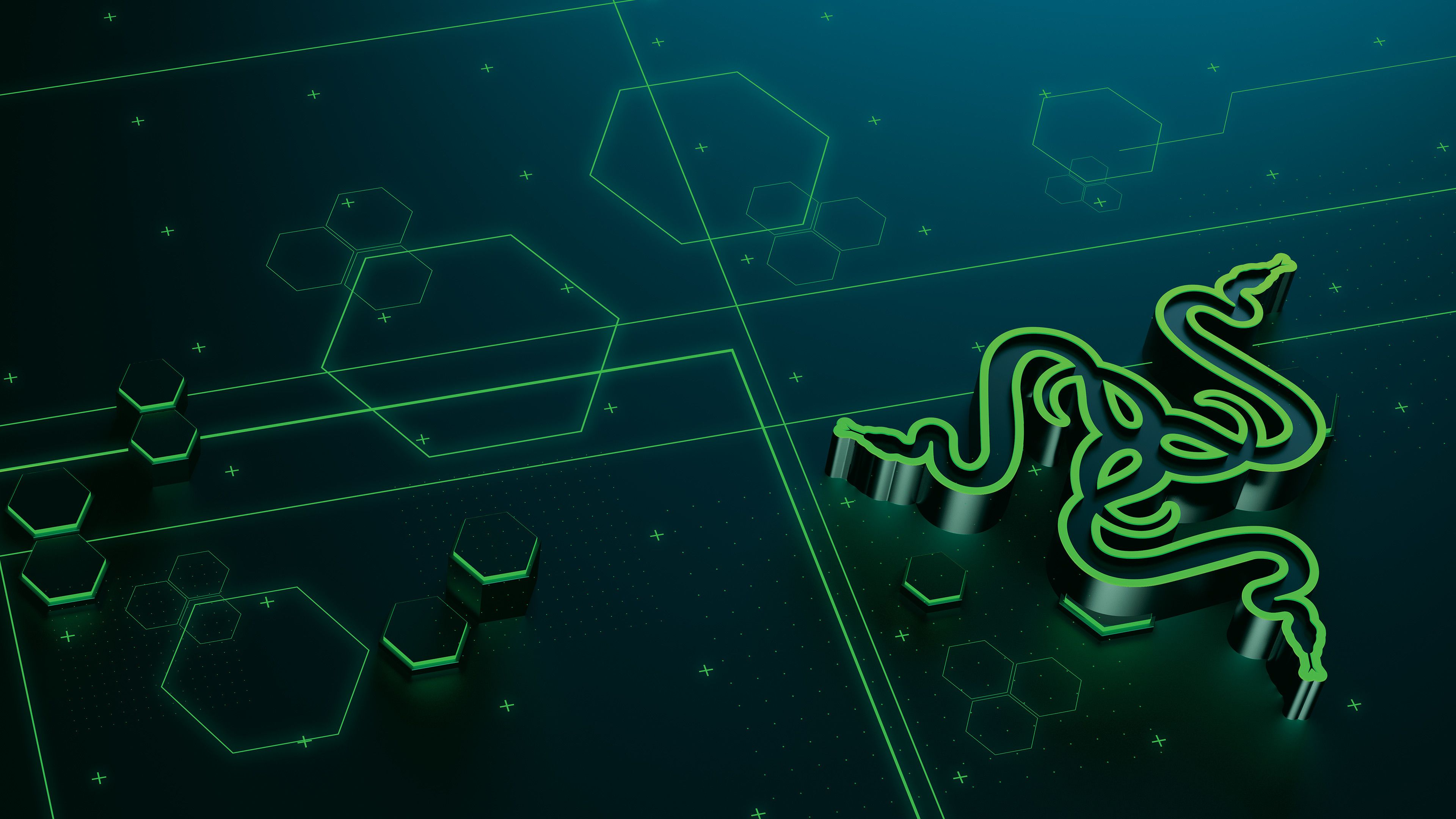 3840x2160 Razer Desktop Background 4K Wallpaper