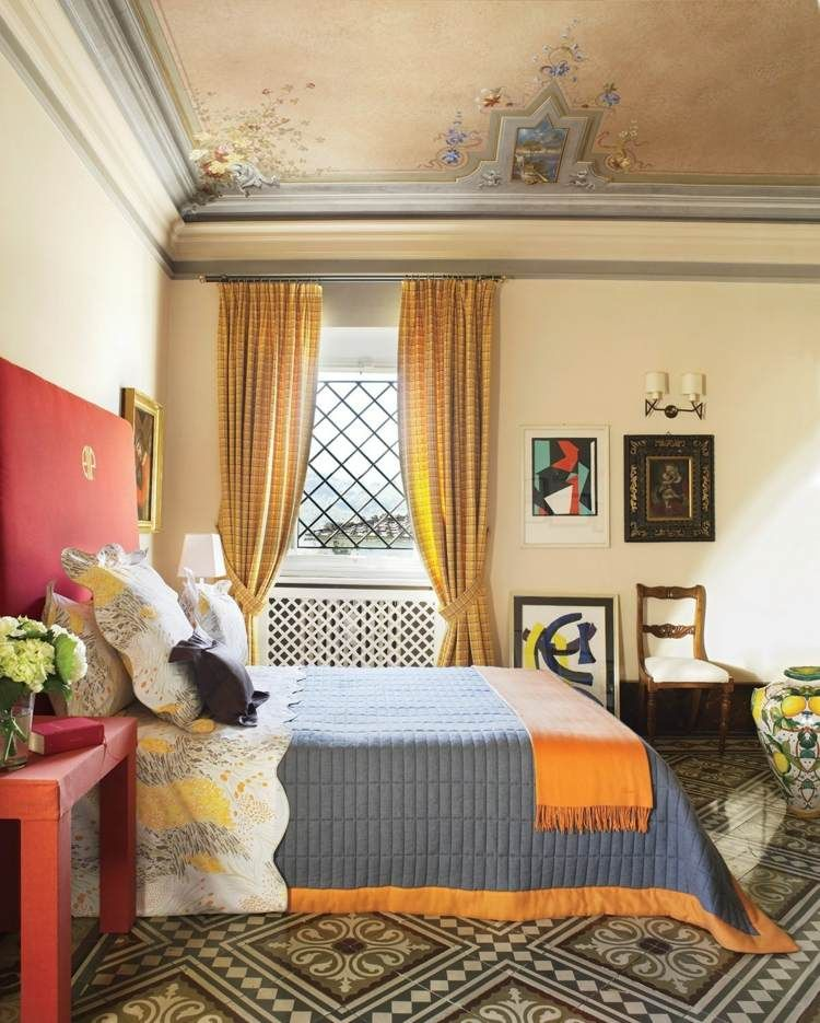 Cortinas para dormitorios veinticuatro dise os de moda cortinas pinterest cortinas - Cortinas de dormitorios ...