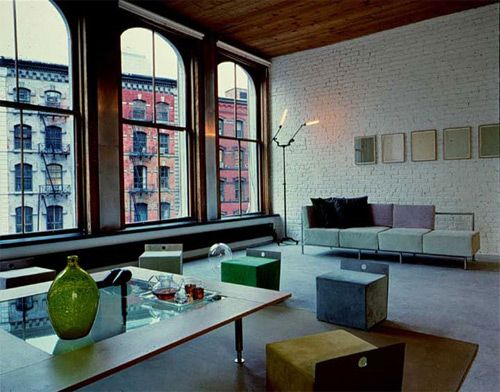 Something About These Big Windows And The City Makes My Heart Leap : ) · New  York LoftNy ... Design Inspirations