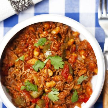 chili con carne recept morberg