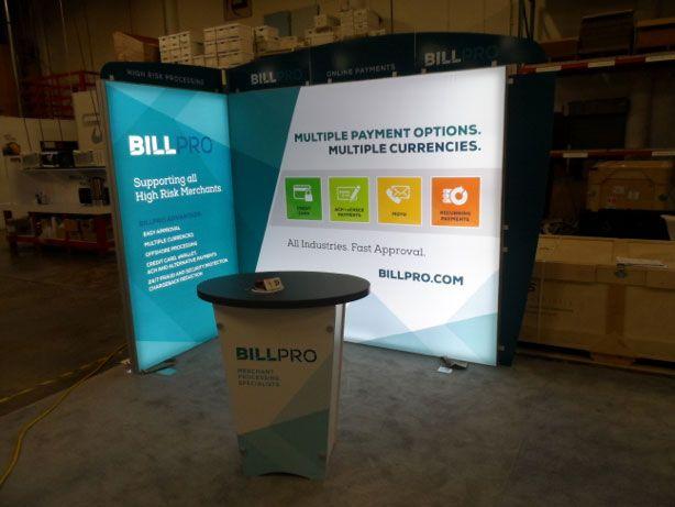 Trade Show Booth Graphic Design : Graphic design trade show tales tradeshow booth setup