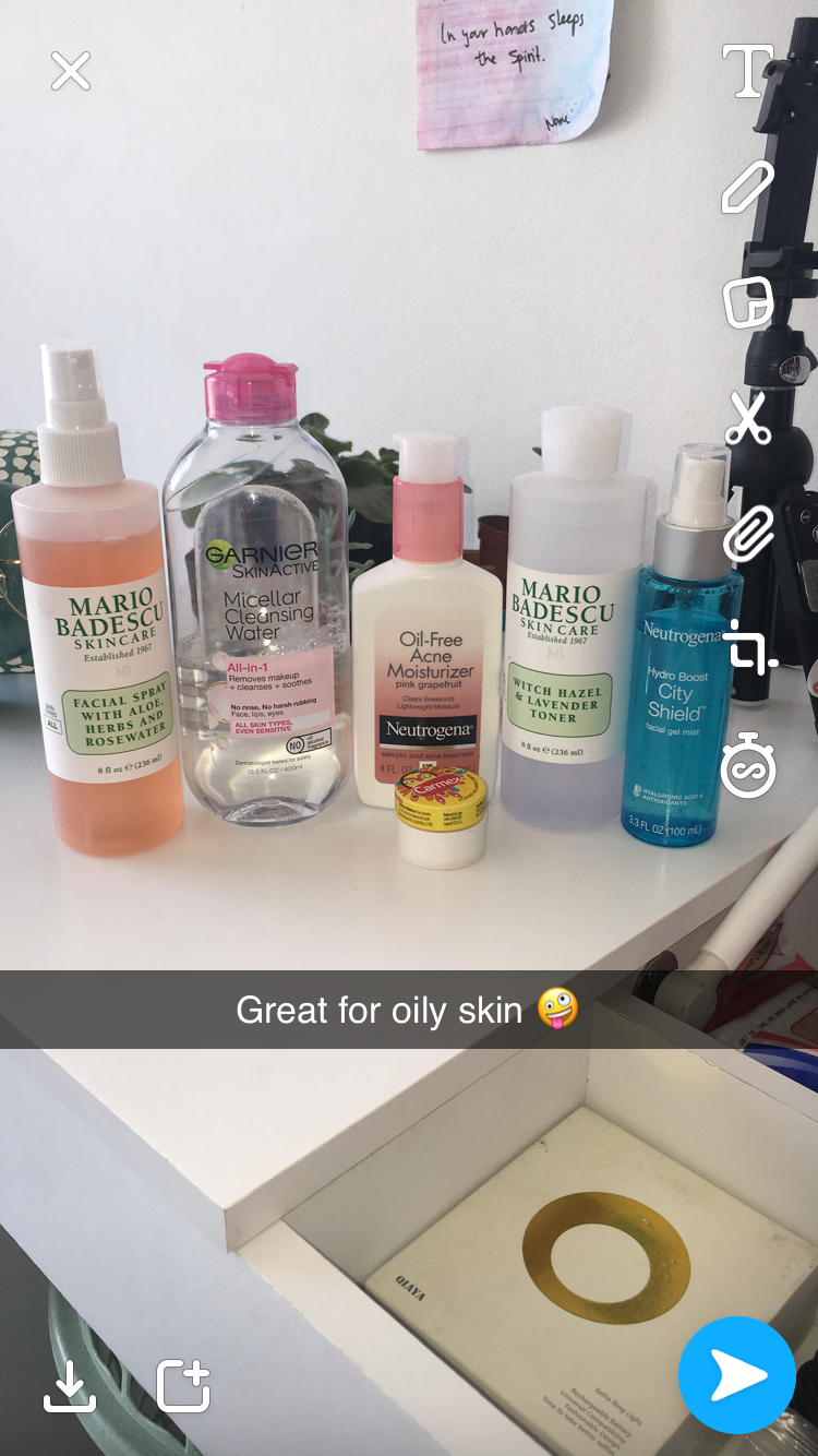 My Skin Care Routine For My Oily Skin Skin Care Acne Oily Skin Care Skin Care Solutions
