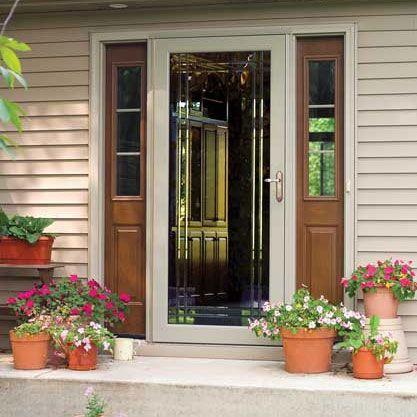 Beautiful full length storm door by Larson! & Beautiful full length storm door by Larson! | Windows \u0026 Doors ... Pezcame.Com