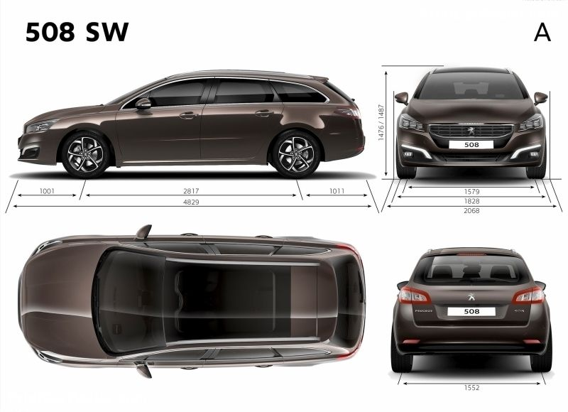 peugeot 508 sw 2015 poster id 1307103