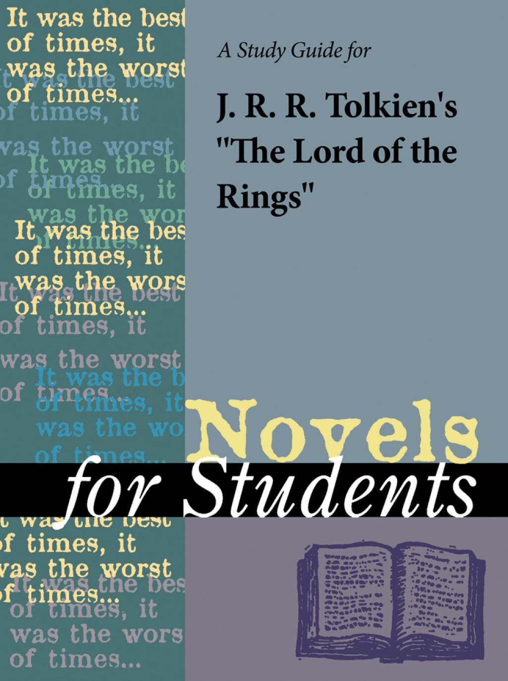 A Study Guide For J R R Tolkien S The Lord Of The Rings Ebook