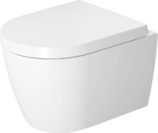 me by starck toilet wallmounted compact duravit rimless duravit