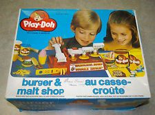 Play-Doh! Would you like fries with that?