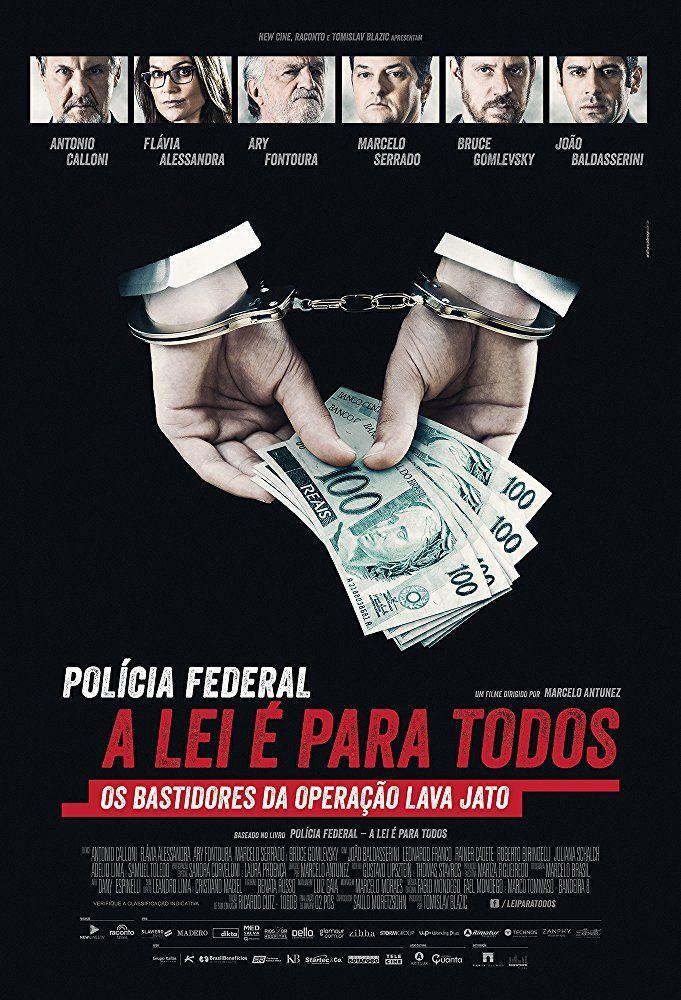 Assistir Policia Federal A Lei E Para Todos Nacional Online No