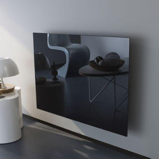 radiateur panneau rayonnant skii blyss castorama. Black Bedroom Furniture Sets. Home Design Ideas