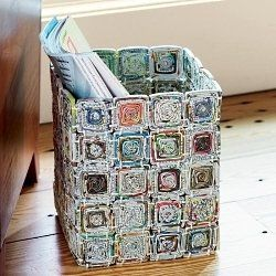 Items Made From Recycled Materials Are Becoming More Trendy These