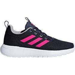 Adidas Kinder Sneaker Lite Racer Cln K, Größe 37 ? in Dunkelblau/Pink, Größe 37 ? in Dunkelblau/Pink
