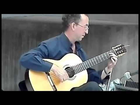Recuerdos de la Alhambra. Enrique Lázaro - YouTube