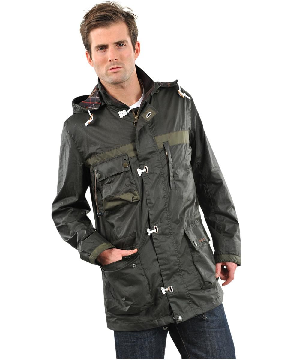 barbour mens recreational style jacket-Olive jacket barbour,barbour sale,barbour international [bar-28] - £120.96