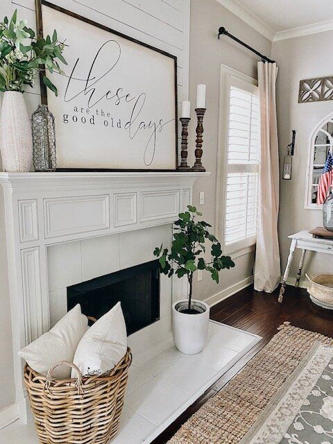 Photo of Farmhouse Style Summer Home Tour — She Gave It A Go