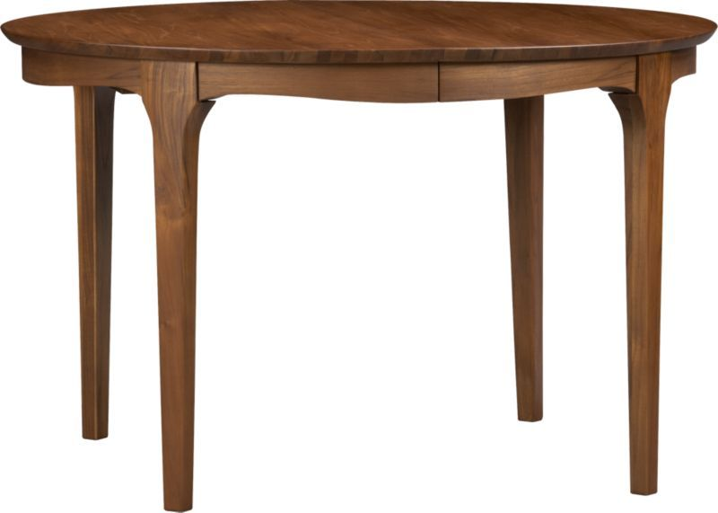 Calista Extension Dining Table In Dining Tables Crate And Barrel Dining Table In Kitchen Dining Table Extension Dining Table