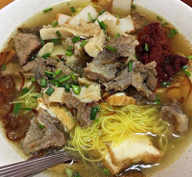 Resepi Bihun Sup Utara Resep Makanan Makanan Resep Masakan