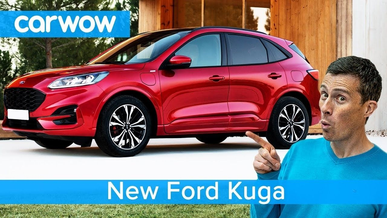 Ford New Kuga 2020 Release Date Di 2020