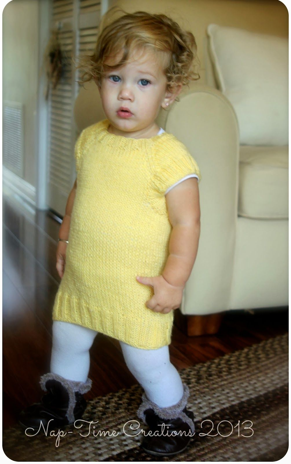 Baby Sweaters Free Knitting Patterns - Nap-time Creations | más ...