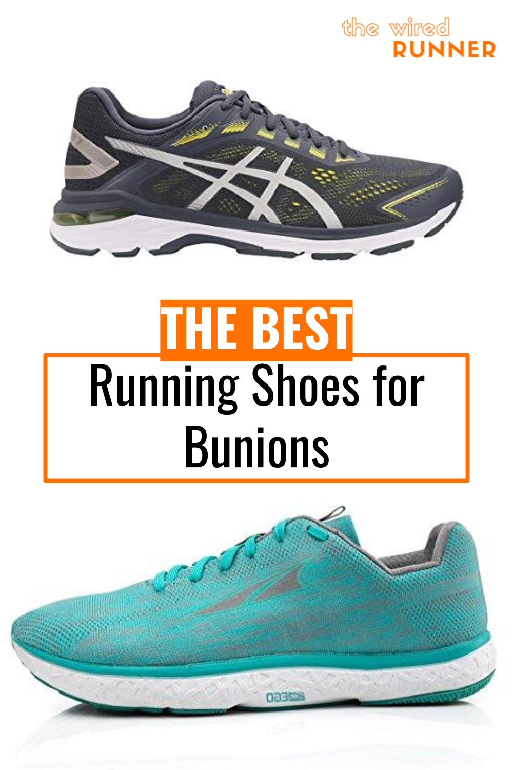 a5f95f8cc Bunions and running don't always go together – unless you find the right  shoes