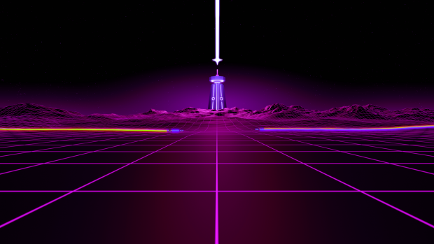 Outrun Backgrounds Hd Retro Futurism Wallpaper Synthwave