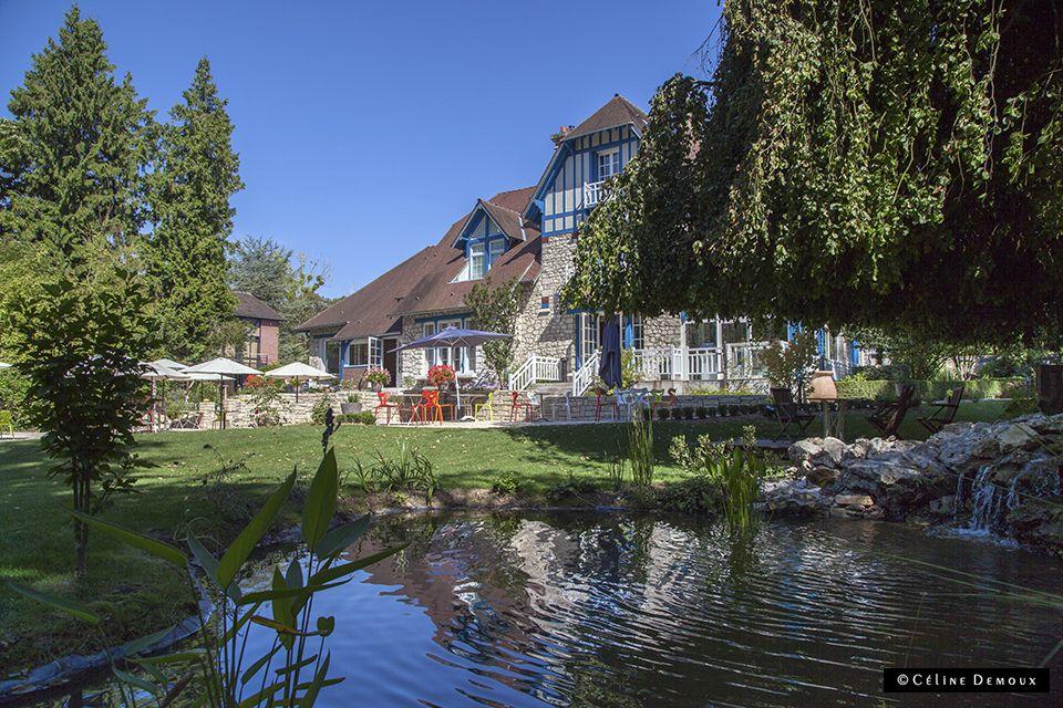 Une Escapade Au Jardin Des Plumes Restaurant Hotel A Giverny Le