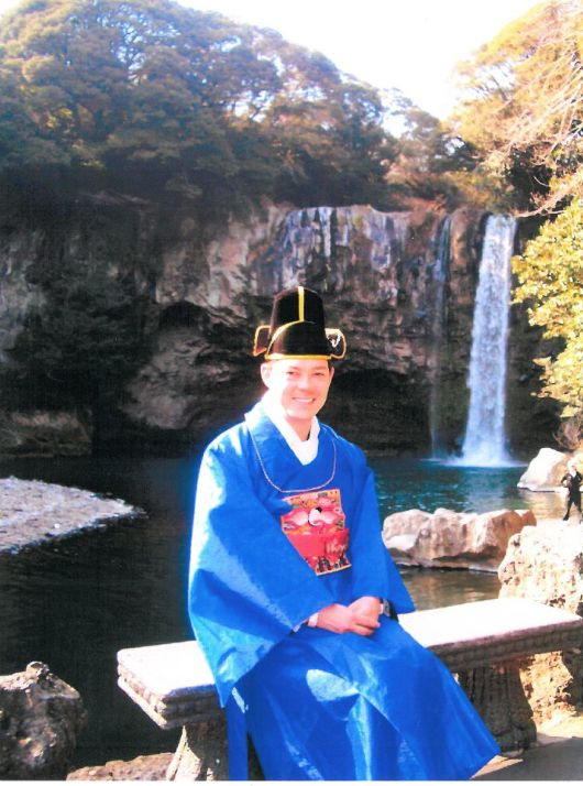 #throwbackthursday on a trip with my dad visiting the magical Jeju island in South Korea. Learning about my Korean side of the family.