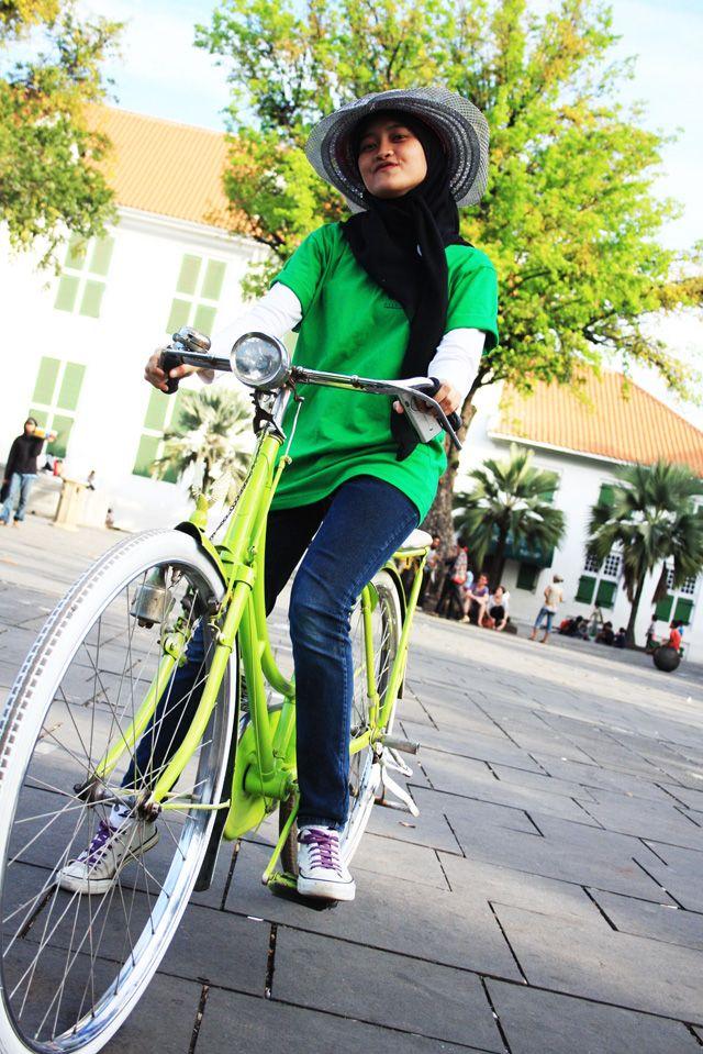 Jakarta Kota, Sepeda Ontel Kota