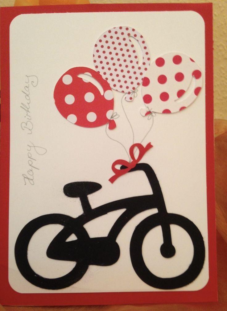 5d0a2fd009dde30f9cdaece056691cf6 Jpg 736 1009 Geburtstagskarte Basteln Fahrrad Fahrrad Basteln Gutschein Basteln Geburtstag