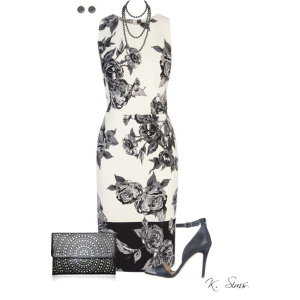 Untitled #3697 by ksims-1 on Polyvore featuring moda, Coast, Atmos&Here, Liucia Japan, Chanel and Karen Millen