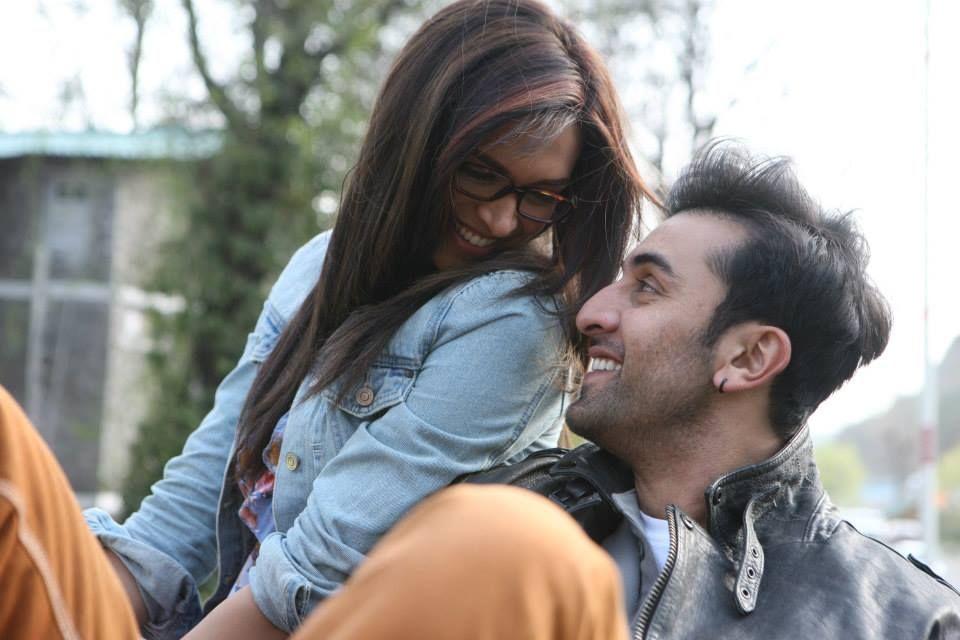 Remarkable Ranbir Kapoor And Deepika Padukone Yeh Jawaani Hai Deewani Short Hairstyles Gunalazisus