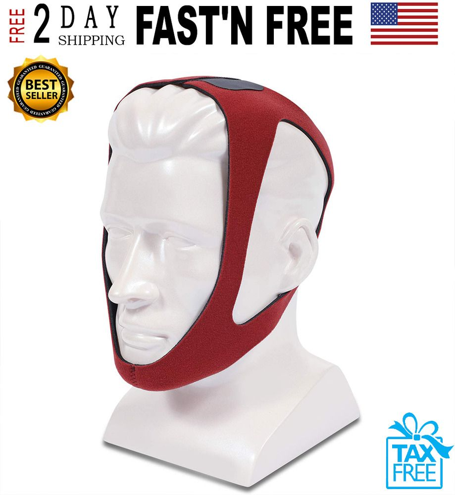 Puresome Adjustable Care Fusion Ruby Stop Snoring Chin Strap