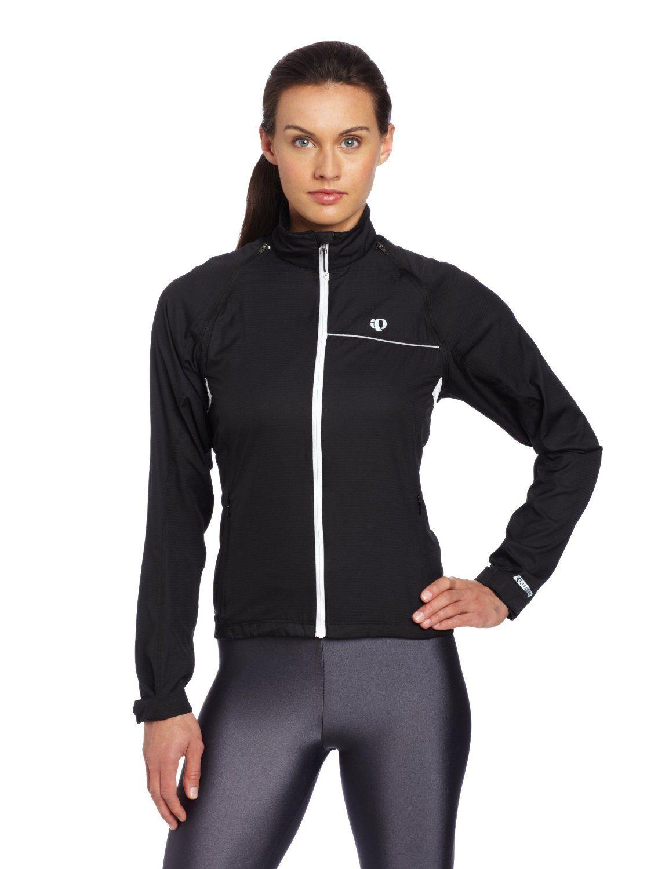 New Pearl Izumi Women/'s Elite Escape Softshell Jacket Cycling Bike Small Black