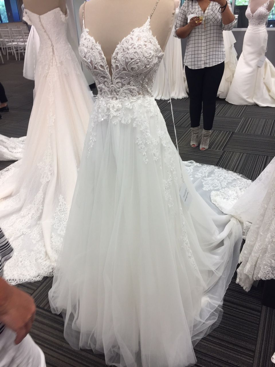 Martina Liana 950 Town And Country Bridal Boutique St Louis Mo Www Townandcountrybride C Wedding Dresses Princess Ballgown Wedding Dresses Elegant Bride