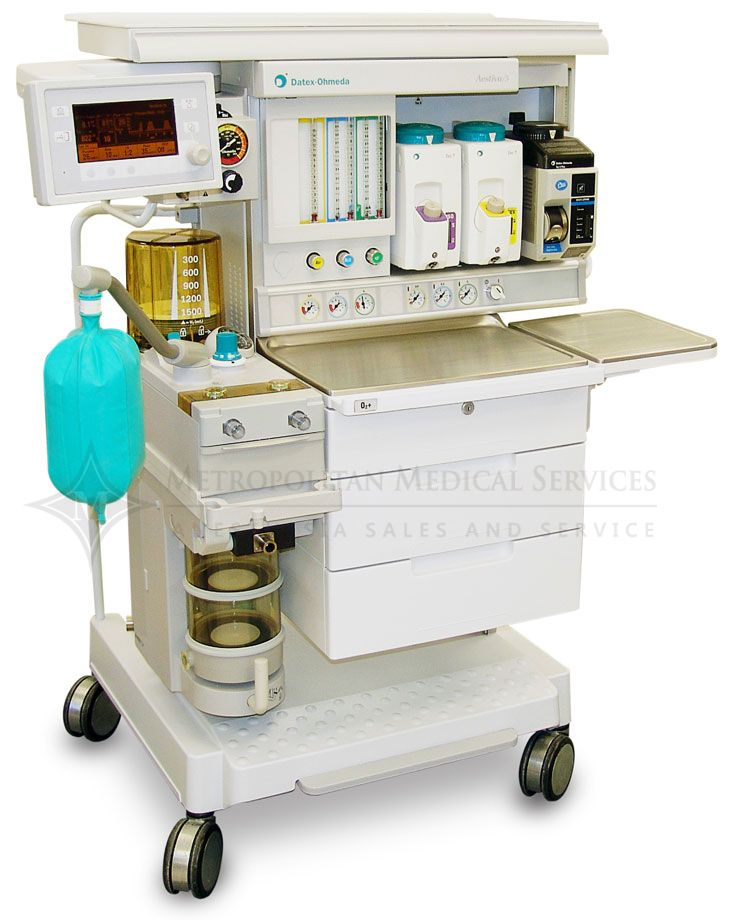 Anesthesia Machine | Favorite Places & Spaces | Pinterest