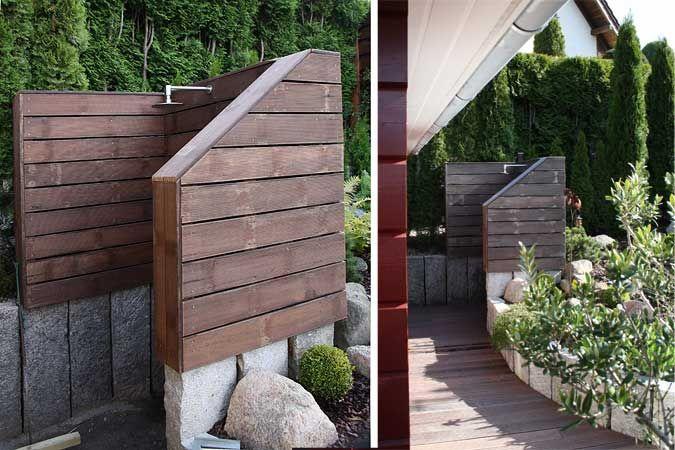 familie k rfkes saunahaus mit dachbegr nung und holzofen eine sauna f r den garten pinterest. Black Bedroom Furniture Sets. Home Design Ideas