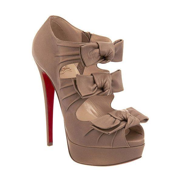 the latest a3918 e73da Cheap Wholesale Christian Louboutin Sandals Madame Butterfly ...