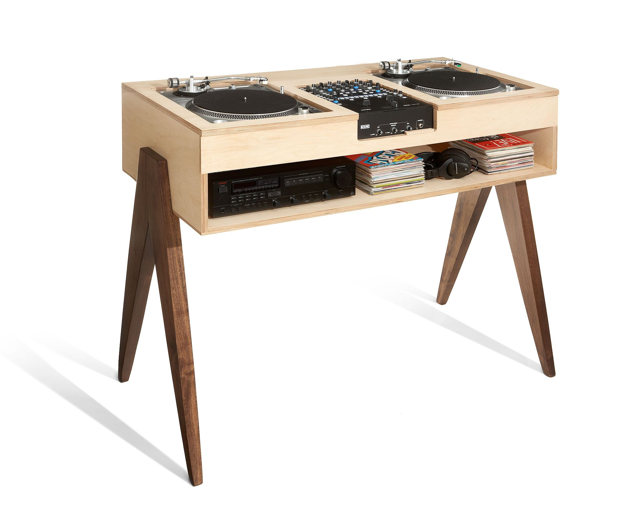 Atocha Design Dj Stand Organize Your Gear In The Best Way