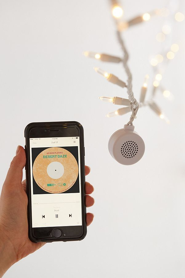 Bluetooth Speaker String Lights Adorable Bluetooth Speaker String Lights Bluetooth Speakers Bluetooth And