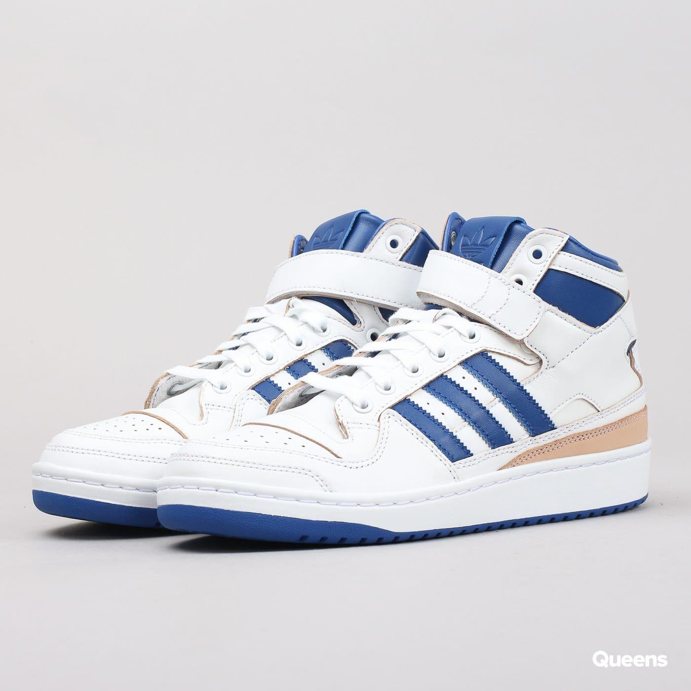 sale retailer d41a2 9cdb0 Boty adidas Forum Mid (Wrap) (BY4412) – Queens 💚